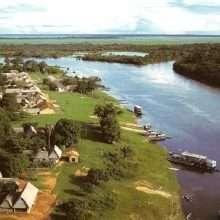 Bolivian Amazon Pueblo Cachuela Esperanza Bni