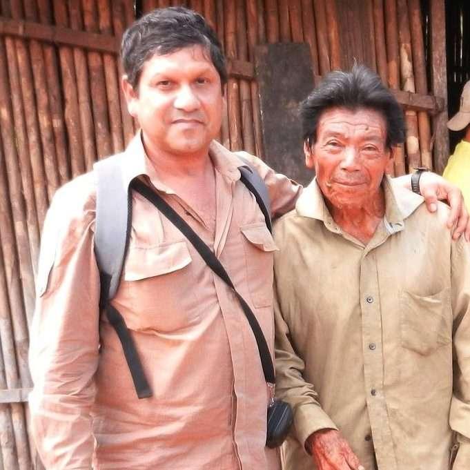 Bolivian Shaman